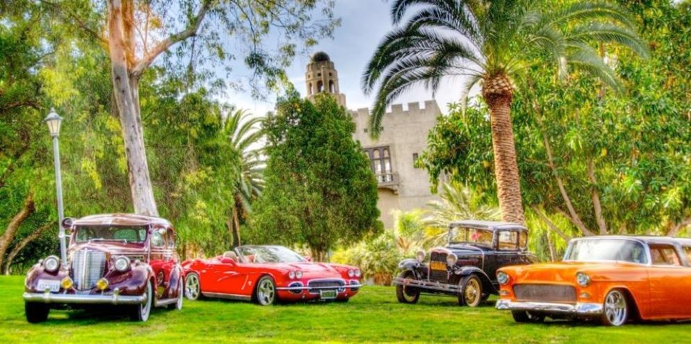 Crossroads Concours And Car Show DeLorean Club Southern - California car shows