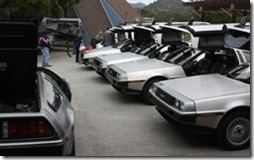 DeLorean Club meet - SoCalDeLoreans.org