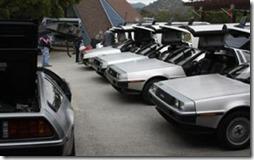 DeLorean Club meet - SoCalDeLoreans.org