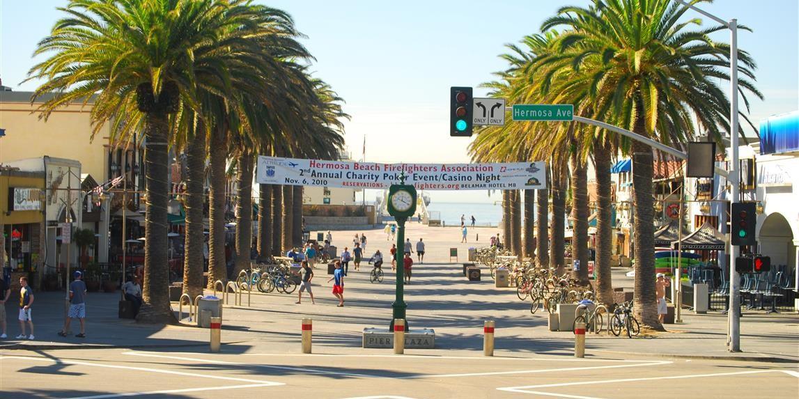 Pier Ave Hermosa Beach Ca   United States