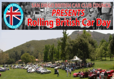 Rolling British Car Day