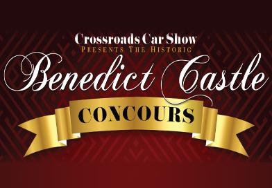 Crossroads Benedict Castle Concours