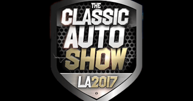 The Classic Auto Show – Los Angeles
