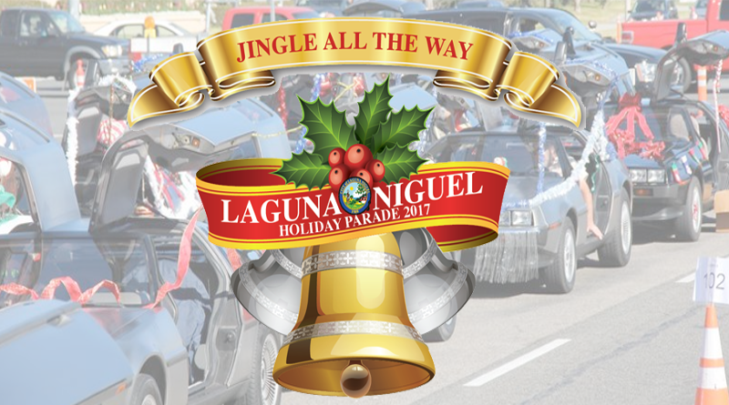 Laguna Niguel Holiday Parade  12/9/2017